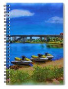 Do You Sea Doo Spiral Notebook