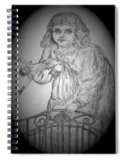 Dollface Spiral Notebook