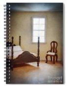 Dollhouse Bedroom Spiral Notebook