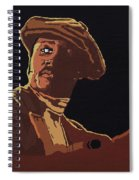 Donny Hathaway Spiral Notebook