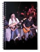 Doobie Brothers Spiral Notebook
