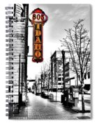 Downtown Boise Spiral Notebook