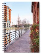Downtown Greenville Sc Spiral Notebook