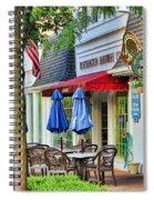Downtown Worthington Spiral Notebook