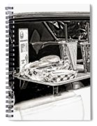 Drive-in Spiral Notebook