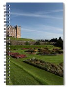 Drumlanrig Castle Spiral Notebook