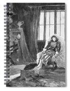 Du Maurier: Trilby, 1895 Spiral Notebook