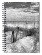 Dune Fences Spiral Notebook
