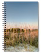 Dunes To Lighthouse Spiral Notebook