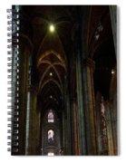 Duomo. Milano Milan Spiral Notebook