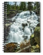 Eagle Falls Lake Tahoe Spiral Notebook