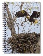 Eagle Nest Spiral Notebook