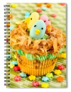 Easter Cupcakes  Spiral Notebook