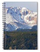 Easter Peak Spiral Notebook