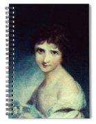 Eleanor Parke Custis Lewis(1779-1852) Spiral Notebook
