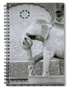 The Beautiful Elephant Spiral Notebook