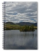 Elk Lake Spiral Notebook