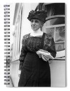 Ella Flagg Young (1845-1918) Spiral Notebook