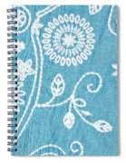 Embroidery Spiral Notebook