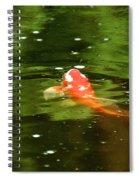 Emerald Waters Spiral Notebook