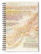 Emmaus Spiral Notebook