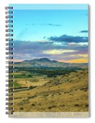 Emmett Valley Spiral Notebook