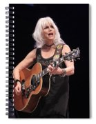 Emmylou Harris Spiral Notebook
