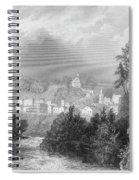 Erie Canal Little Falls Spiral Notebook