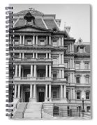Executive Office Building Spiral Notebook