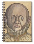 Eye Treatment, 1583 Spiral Notebook
