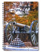 Facing Pickettes Charge Spiral Notebook