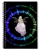 Fairy Portal Spiral Notebook