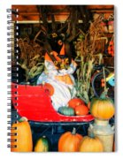 Farm Stand Spiral Notebook