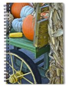 Farmers Market Spiral Notebook