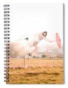 Fashion Storm Spiral Notebook