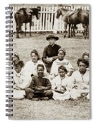 Father Damien (1840-1889) Spiral Notebook
