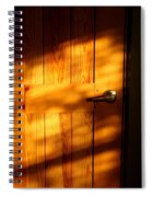 Film Noir Fritz Lang Michael Redgrave Secret Beyond The Door 1948 2 Casa Grande Arizona 2004 Spiral Notebook