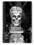 Film Noir Fritz Lang Ministry Of Fear 1944 Skeletons Nazi Helmets Nogales Sonora Mexico Spiral Notebook