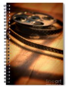 Film Reel Spiral Notebook
