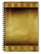 Film Strips Spiral Notebook