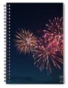 Fireworks Series Vi Spiral Notebook