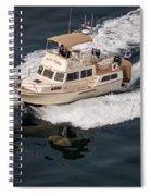 Fleming Yacht's Corvette Spiral Notebook