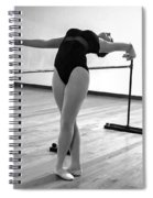 Flexibility Bw Spiral Notebook