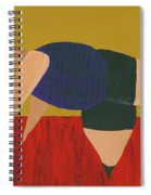 Floor Dancer 3 Spiral Notebook