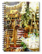 Florence Market Spiral Notebook