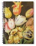 Flower Study Spiral Notebook