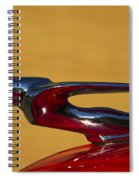 Flying Lady Spiral Notebook