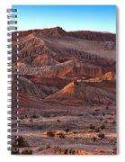 Font's Point Spiral Notebook