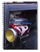 Ford And Ready Spiral Notebook