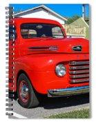 Ford Truck Spiral Notebook